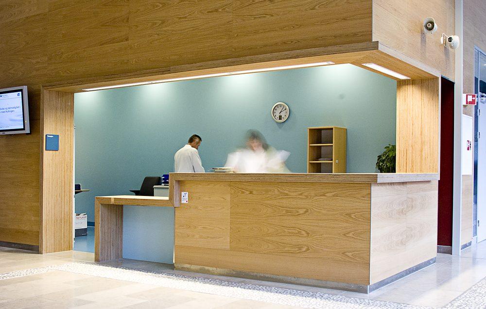 SSC underentreprenör till stort norskt universitetssjukhus 1