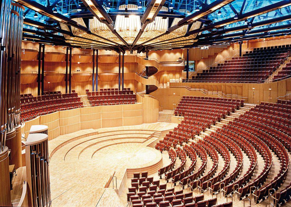 Konserthuset, Köln, Tyskland 2