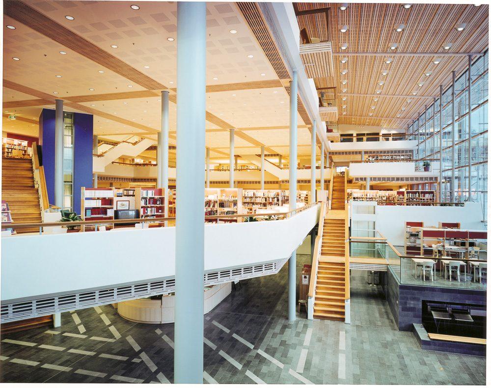 Sambiblioteket, Härnösand 4