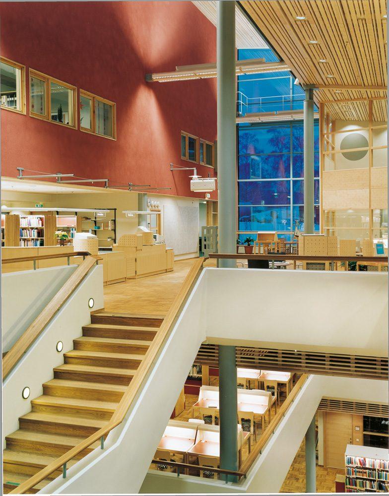 Sambiblioteket, Härnösand 2