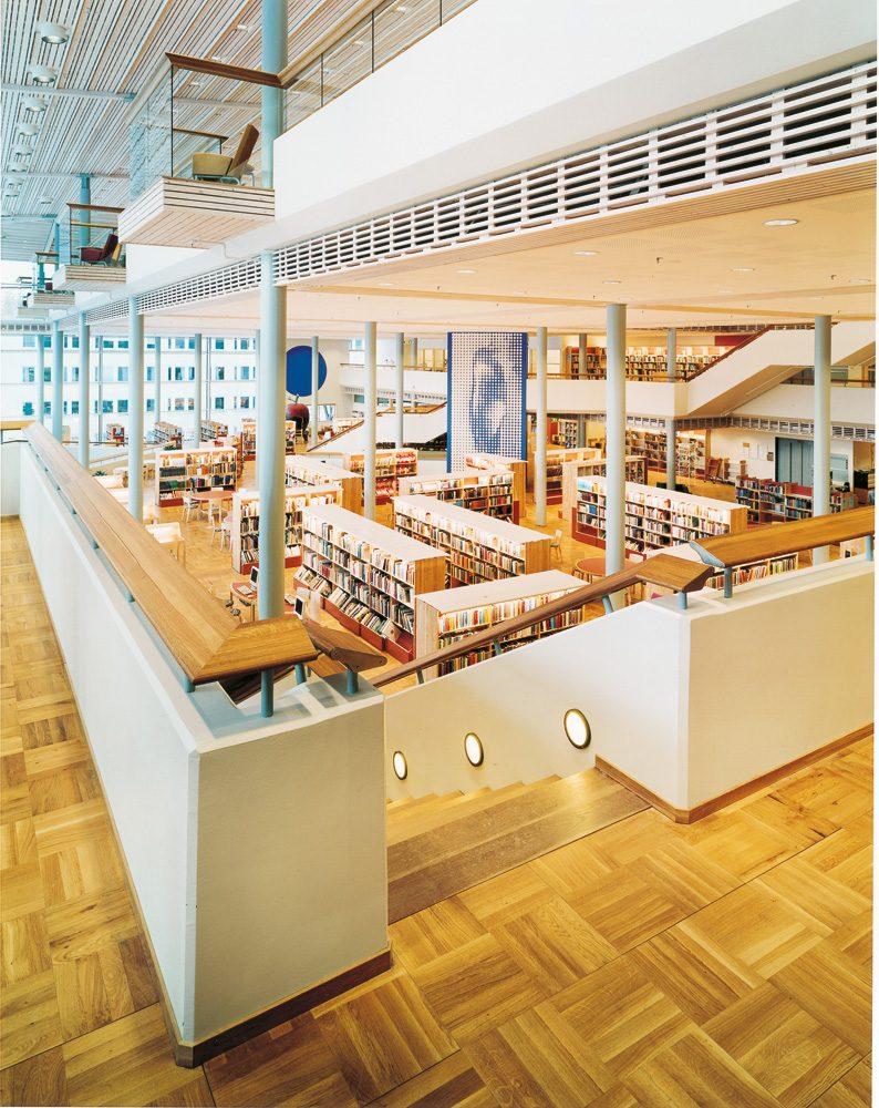 Sambiblioteket, Härnösand 1
