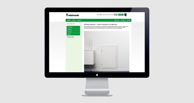 Ny webbshop för MidMade vindstrappor 1