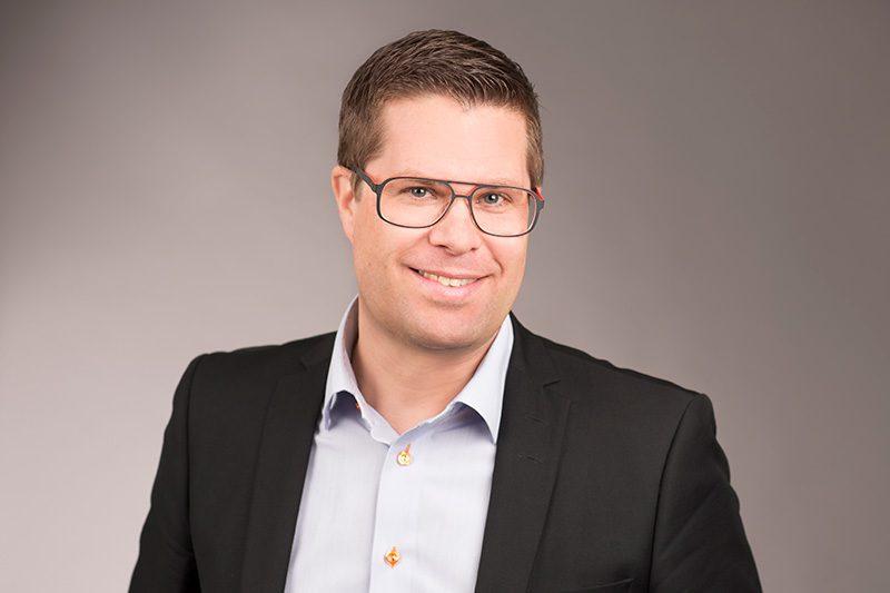 Magnus Tinglöf, ny VD för Etrifönster AB 1