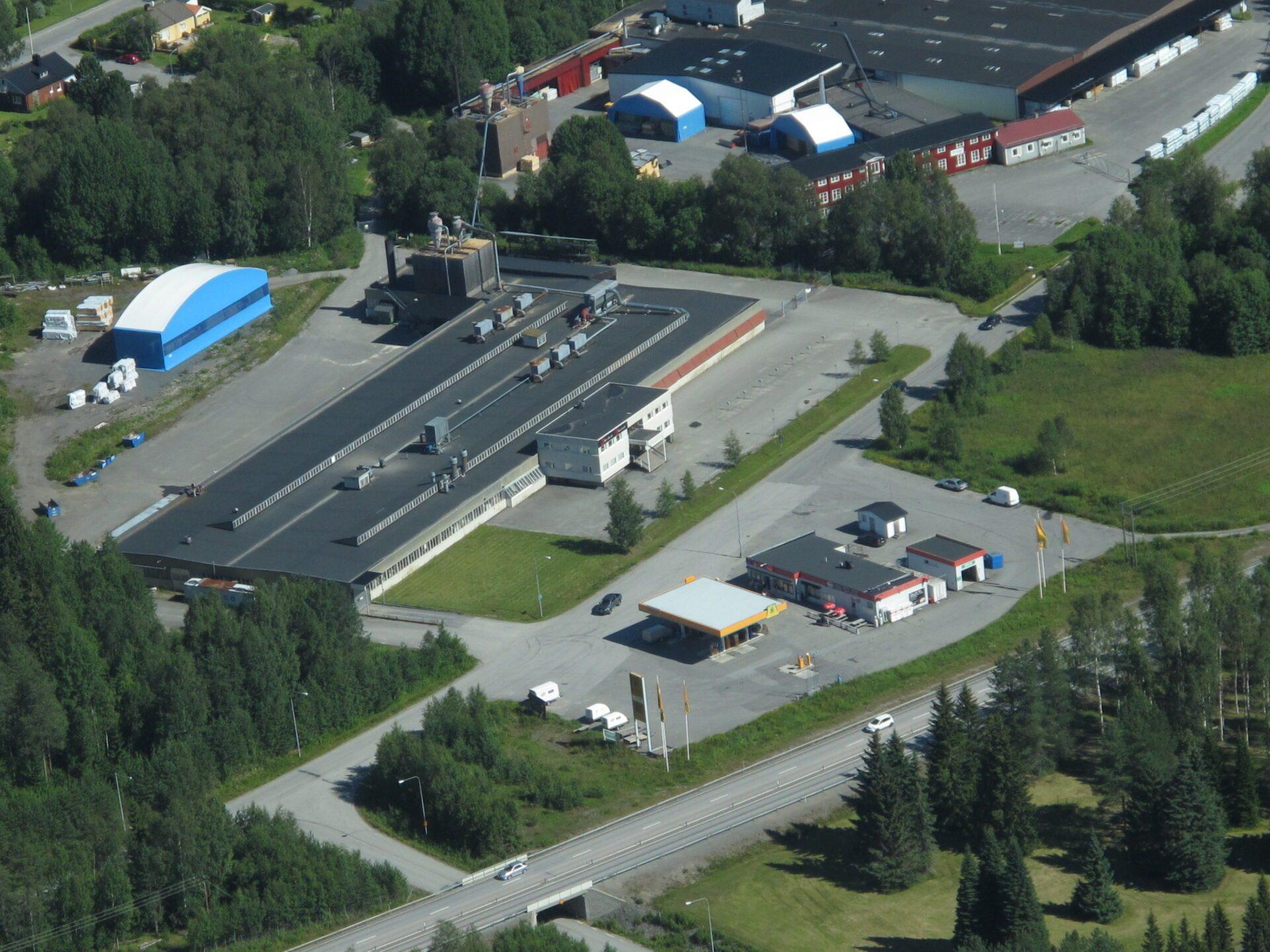 SSC Öhn flyttar verksamheten till Sävar Snickeri. 1
