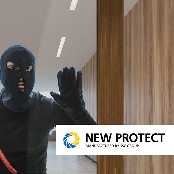 New Protect - säkerhetsklassat träglasparti