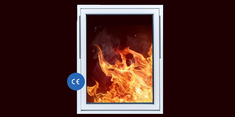 Den första november skärps lagen om brandklassade fönster. På SSC är vi redo – gånger tre. 1