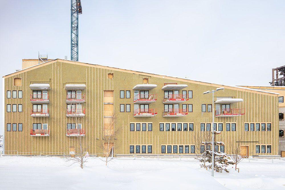 Linbanan, Kiruna 2