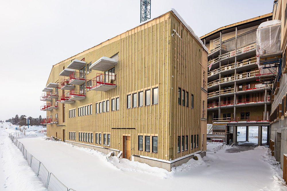Linbanan, Kiruna 3