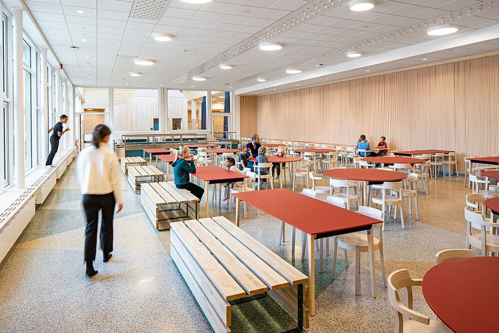 Bobergsskolan, Norra Djurgårdsstaden Stockholm 4